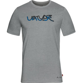 VAUDE Cyclist III T-Shirt Men pewter grey